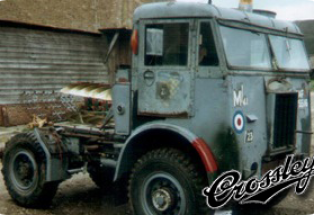 Crossley Q-Type Prime Mover