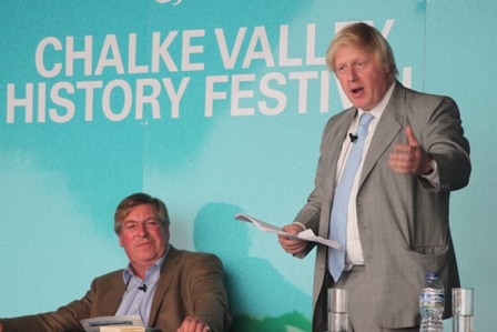 CVHF Boris Johnson