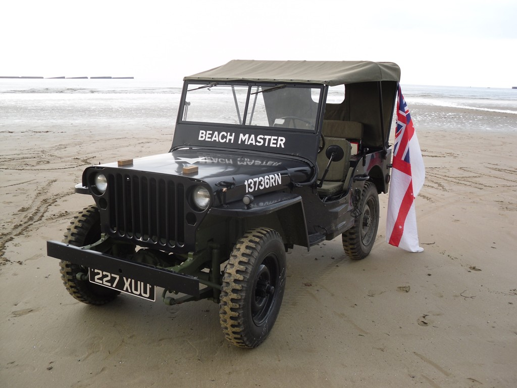 willys mb jeep 39 the beach master 39. Black Bedroom Furniture Sets. Home Design Ideas
