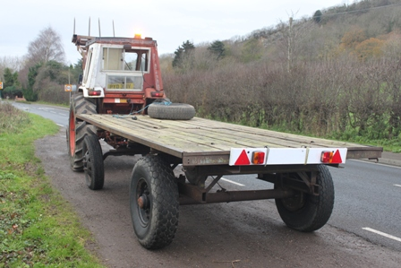 Bedford OXC trailer
