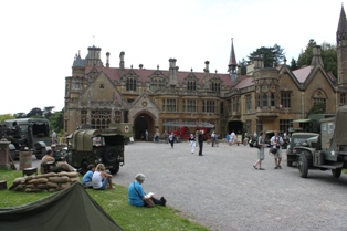 Tyntesfield House 2011