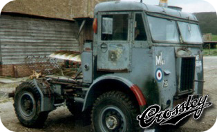 Crossley Q4 Prime Mover