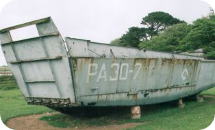 Landing Craft Vehicle Personnel (LCVP)