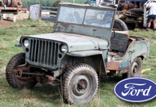 Ford GPW Jeep
